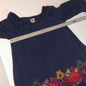 ivy jane Dresses - Ivy Jane | Embroidered Dress Tunic XS